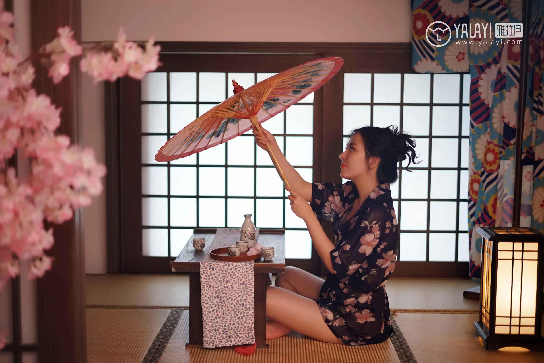 [YALAYI]雅拉伊 2018.12.16 No.016 和服之韵 沈紫云 [35P]